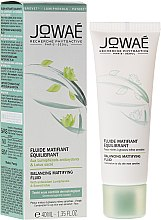 Parfumuri și produse cosmetice Fluid matifiant pentru față - Jowae Balancing Matifying Fluid