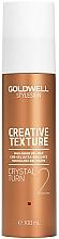 Parfumuri și produse cosmetice Ceară-gel de păr cu strălucire cristalină - Goldwell Style Sign Creative Texture Crystal Turn High-Shine Gel Wax