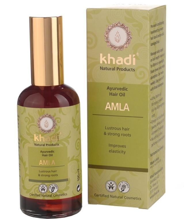 "Ulei de păr ""Amla"" - Khadi Hair Oil"