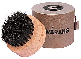 Parfumuri și produse cosmetice Perie pentru barbă - Groomarang 'O' Boar Bristle Beard Brush