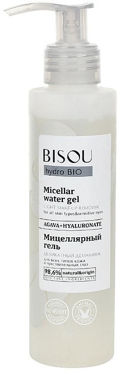 Gel micelar - Bisou Hydro Bio Micellar Water Gel