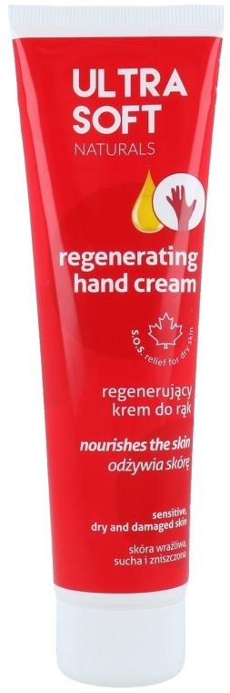 Cremă regeneratoare pentru mâini - Ultra Soft Naturals Regenerating Hand Cream