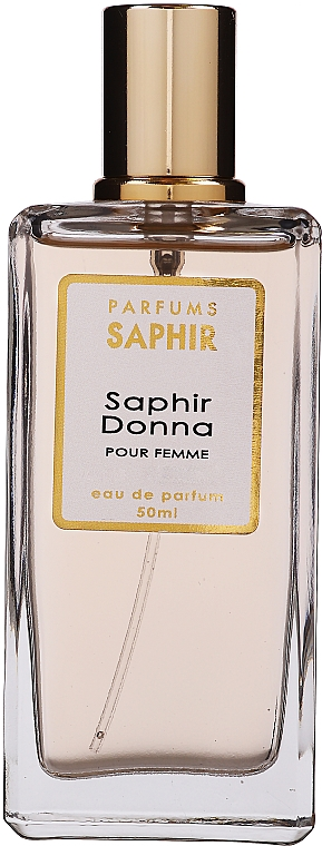 Saphir Parfums Donna - Apă de parfum