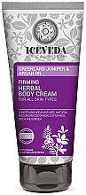 Parfumuri și produse cosmetice Cremă de corp - Iceveda Greenland Juniper&Argan Oil Firming Body Cream