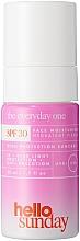 Parfumuri și produse cosmetice Cremă de față hidratantă - Hello Sunday The Everyday One Face Moisturiser SPF 30