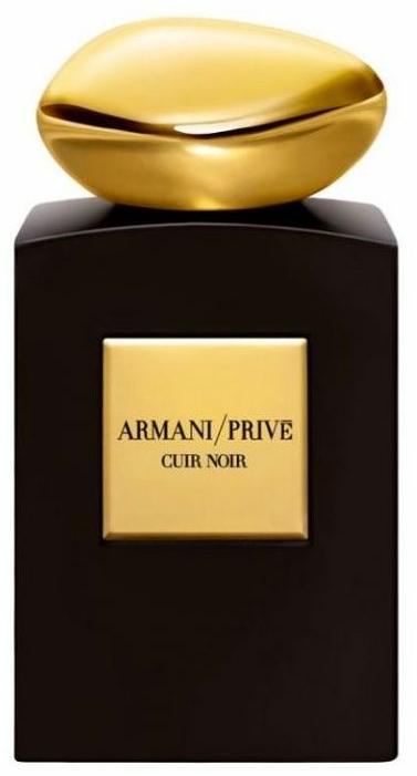 Giorgio Armani Cuir Noir - Apă de parfum