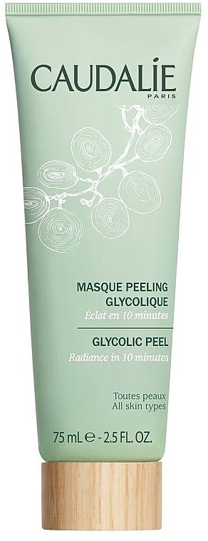 Mască peeling cu acid glicolic - Caudalie Glycolic Peel — Imagine N1