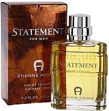 Parfumuri și produse cosmetice Etienne Aigner Statement - Apă de toaletă