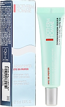Parfumuri și produse cosmetice Gel pentru zona din jurul ochilor - Biotherm Homme Aquapower Eye De-Puffer (tester)