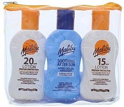 Parfumuri și produse cosmetice Set - Malibu (b/lot/100ml + b/lot/100ml + b/lot/100ml)