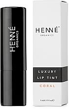 Parfumuri și produse cosmetice Tint pentru buze - Henne Organics Luxury Lip Tint