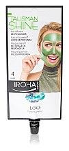 Parfumuri și produse cosmetice Mască de față - Iroha Nature Talisman Shine Love