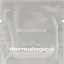Peeling de față - Dermalogica Daily Resurfacer — Imagine N2