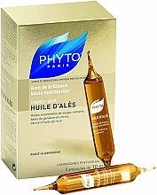 Parfumuri și produse cosmetice Ser cu hidratare intensivă pentru păr uscat - Phyto Huile D'Ales