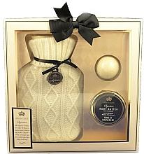 Parfumuri și produse cosmetice Set - Style & Grace Signature Hot Water Bottle Home Comfort Gift Set (b/butter/120ml+bath/fizzer/50g+acc/1pc)