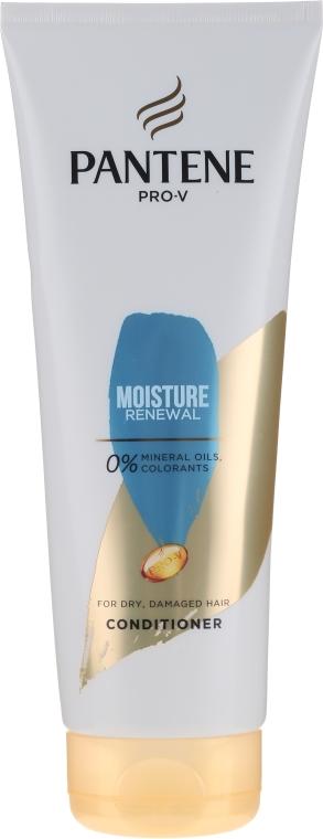 "Balsam-condiționat pentru păr ""Hidratare și restaurare"" - Pantene Pro-V Daily Moisture Renewal Conditioner"