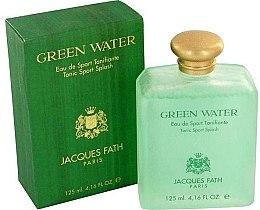 Parfumuri și produse cosmetice Jacques Fath Green Water - Apă de toaletă