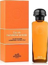 Hermes Eau de Mandarine Ambree - Apă de colonie — Imagine N1