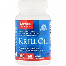 """Parfumuri și produse cosmetice Supliment alimentar """"Ulei de krill"""" - Jarrow Formulas Krill Oil"""