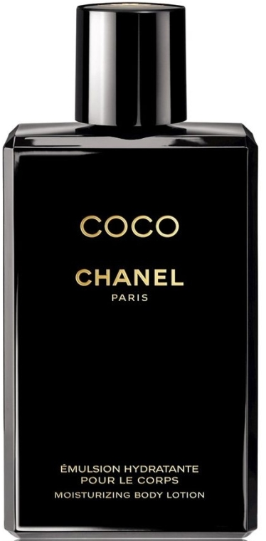 Chanel Coco - Loțiune de corp — Imagine N1