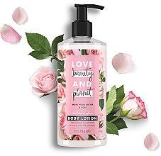 """Parfumuri și produse cosmetice Loțiune de corp """"Srălucire uimitoare"""" - Love Beauty&Planet Delicious Glow Body Lotion"""