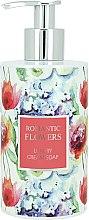 Parfumuri și produse cosmetice Cremă-săpun lichid - Vivian Gray Romantic Flowers Cream Soap
