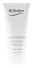 Parfumuri și produse cosmetice Lapte de curățare pentru duș - Biotherm Lait De Douche Cleansing Shower Milk