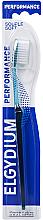 Parfumuri și produse cosmetice Periuță de dinți, moale - Elgydium Performance Soft