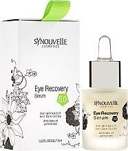 Parfumuri și produse cosmetice Ser pentru ochi - Synouvelle Cosmectics Eye Recovery Serum Anti-Wrinkle Lift Anti-Dark Circles