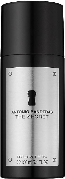 Antonio Banderas The Secret - Deodorant — Imagine N1