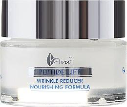 Parfumuri și produse cosmetice Cremă nutritivă antirid cu peptide pentru față - Ava Laboratorium Peptide Lift Cream