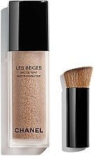 Parfumuri și produse cosmetice Fond de ten - Chanel Les Beiges Eau De Teint