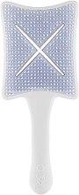 Parfumuri și produse cosmetice Perie de păr - Ikoo Paddle X Pops Platinum White