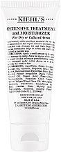 Parfumuri și produse cosmetice Cremă pentru piele uscată - Kiehl's Intensive Treatment And Moisturizer