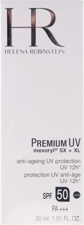 Cremă anti-îmbătrânire cu protecție solară SPF50 - Helena Rubinstein Premium UV Anti-Ageing Uv Protection — Imagine N1