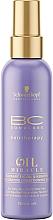 Parfumuri și produse cosmetice Lăptișor condiționat regenerator cu ulei și keratină - Schwarzkopf Professional Bonacure Oil & Micro Keratin Milk