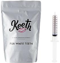 """Parfumuri și produse cosmetice Set cartuș de înlocuire pentru albirea dinților """"Blueberry"""" - Keeth Blueberry Refill Pack"""