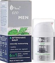 Parfumuri și produse cosmetice Balsam hidratant după ras 6 în 1 - Ava Laboratorium Eco Men Lotion