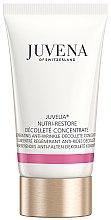 Parfumuri și produse cosmetice Cremă pentru gât și decolteu - Juvena Juvelia Nutri Restore Decollete Concentrate