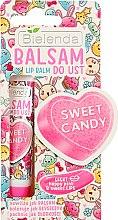 "Parfumuri și produse cosmetice Balsam de buze ""Candy Lip"" - Bielenda Sweet Candy Lip Balm"