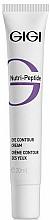 Parfumuri și produse cosmetice Cremă contur pentru ochi - Gigi Nutri-Peptide Eye Contour Cream