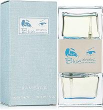 Parfumuri și produse cosmetice Rampage Blue Eyes - Apă de toaletă (tester cu capac)