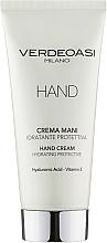 Parfumuri și produse cosmetice Cremă hidratantă și protectoare pentru mâini - Verdeoasi Hand Cream Hydrating Protective