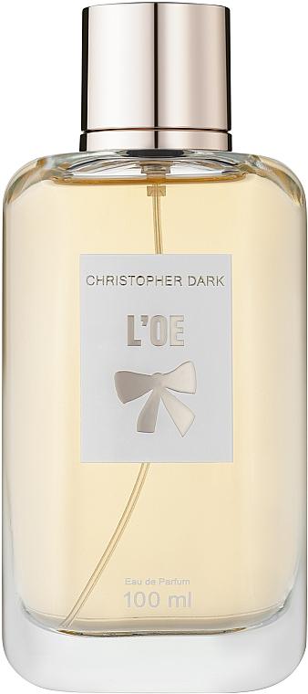 Christopher Dark L'oe - Apă de parfum