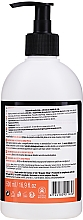 Săpun lichid nutritiv cu piersică - Organic Shop Organic Peach and Rose Hand Soap — Imagine N2