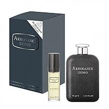 Parfumuri și produse cosmetice Arrogance Uomo - Set (edt/75ml+edt/30ml)