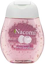 Parfumuri și produse cosmetice Gel antibacterian pentru mâini - Nacomi Hand Sanitizer Blueberry