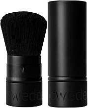 Parfumuri și produse cosmetice Pensulă pentru pudră - Swederm Kabuki Brush