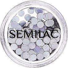 Parfumuri și produse cosmetice Strasuri pentru unghii 711 - Semilac Nailart