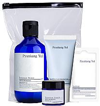 Parfumuri și produse cosmetice Set - Pyunkang Yul Skin Set (cr/9ml + toner/100ml + foam/40ml + f/lot/7ml)